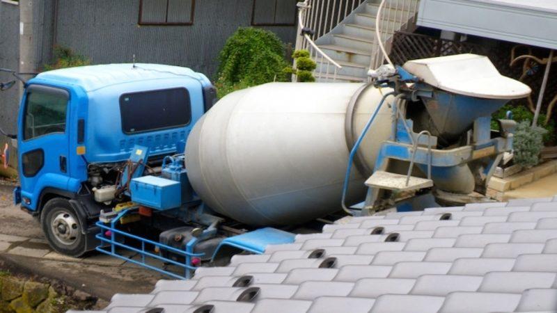 コンクリート圧送の業務内容詳細