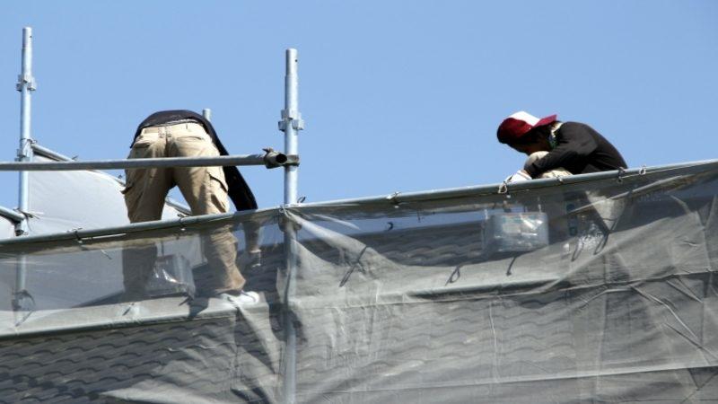 屋根ふき作業の業務内容詳細